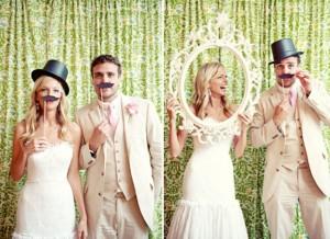 photocall bodas