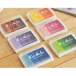 Tinta multicolor para sellos [9651]