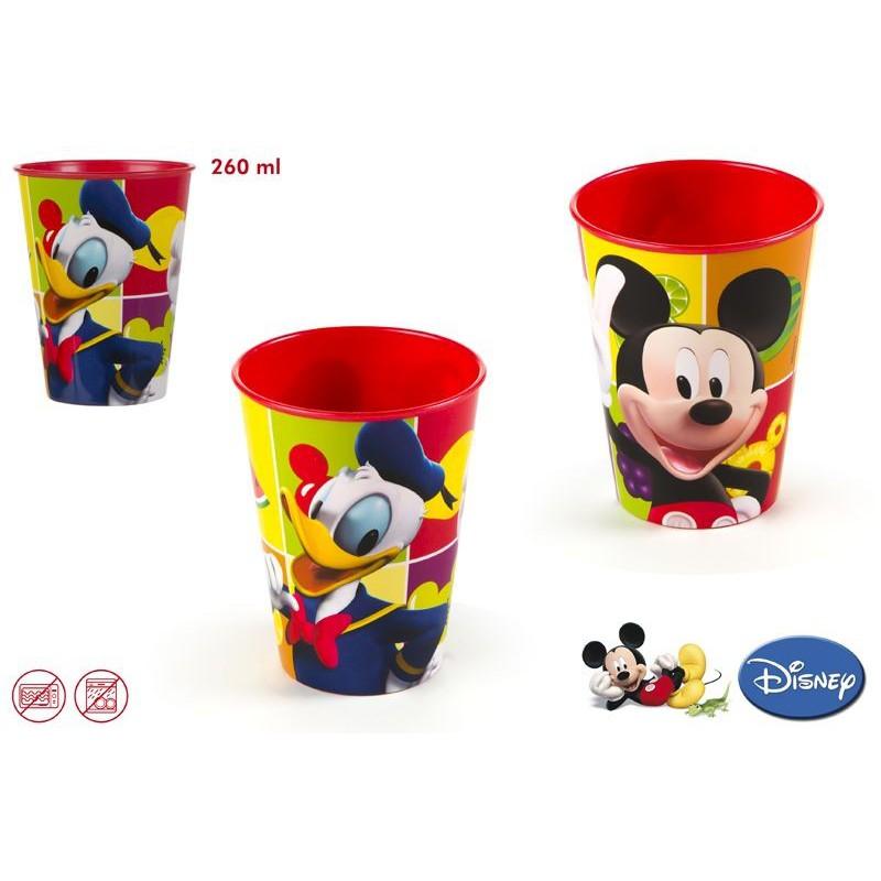 Vaso 260ml Mickey