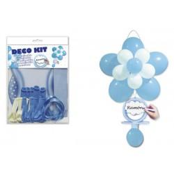Deco Kit Chupete Azul