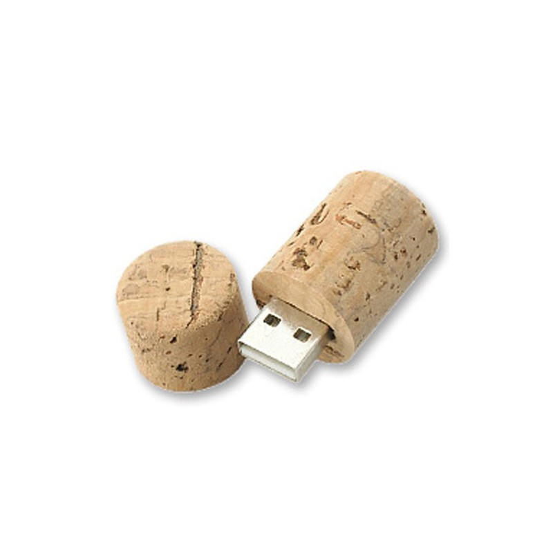 USB Corcho Tapón Botella Vino