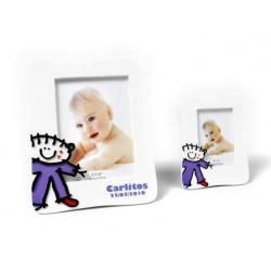 Portafotos Toy Poliresina Niño XL