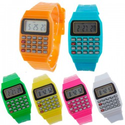 RELOJ DIGITAL Y CALCULADORA