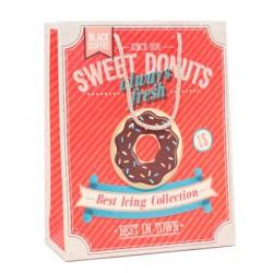 """BOLSA PAPEL """"SWEET DONUTS"""""""