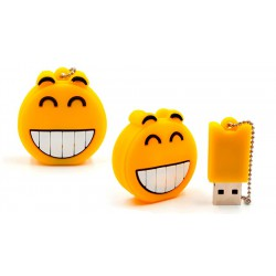 MEMORIA USB EMOTICONOS 4GB