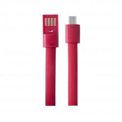 PULSERA MICRO USB DATOS PARA CARGAR TELÉFONOS NE
