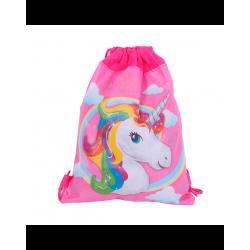 mochila petate unicornios