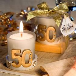 VELA 50 Aniversario Boda