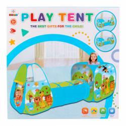 Tunel infantil plegable para niños